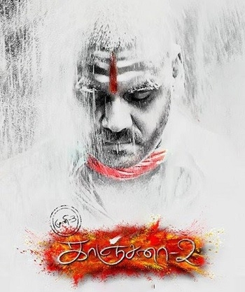 Kanchana 2 Muni 3 (2015) Movie Poster